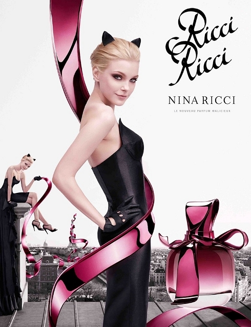 Fabuleux Le rose aux joues » Ricci Ricci, le nouveau parfum malicieux de  MD98