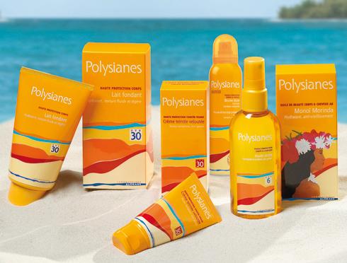 fotoprotectores solares polysiane