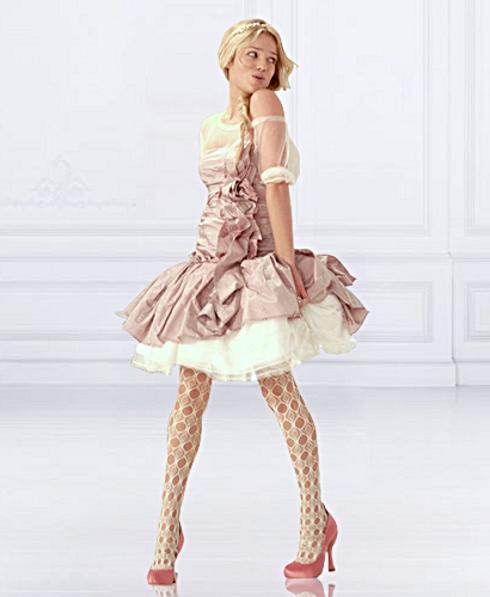 costume, robe de soirée, nina ricci
