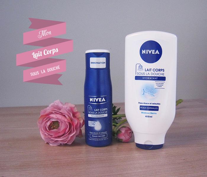Le rose aux joues mon lait corporel je l applique sous la douche - Lait corps sous la douche ...